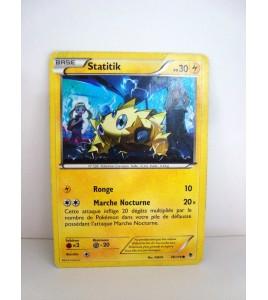 Carte Pokemon Statitik 30pv 26119 XY Vigueur Spectrale