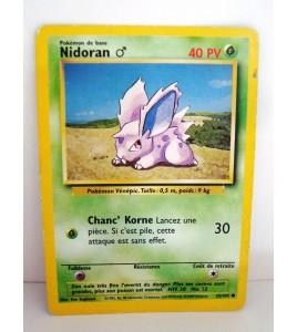 NIDORAN 40PV 55102 EDITION 1 CARTE POKEMON