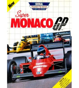 Super Monaco GP sur Master System