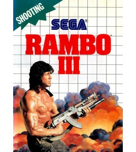 Rambo 3 sur Master System