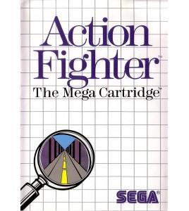 Action Fighter sur Master System