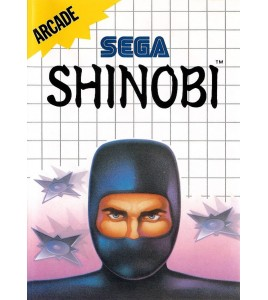Shinoby sur Master System