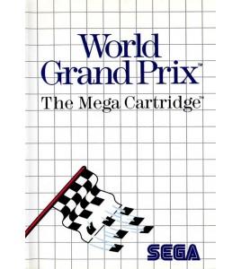 World Grand Prix sur Master System