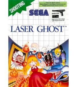 Laser Ghost sur Master System