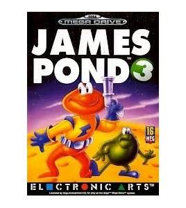 James Bond 3  sur Mégadrive