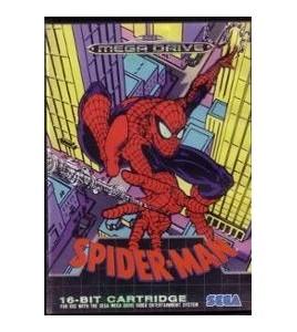Spider Man sur Mégadrive