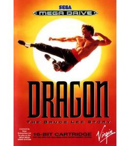Dragon The Bruce Lee Story  sur Mégadrive