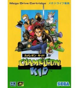 Chaméléon Kid sur Mégadrive Japonaise