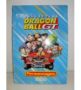 collection dragon ball gt editions atlas - personnages