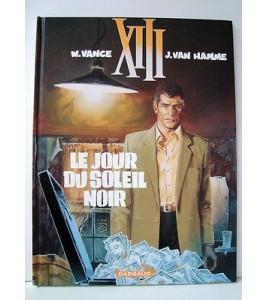BD XIII -  Le Jour du Soleil Noir 2014 vance - van hamme - dargaud