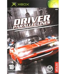 Driver Parallel Lines sur Xbox