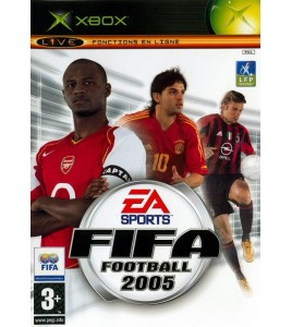 Fifa Football 2005 sur Xbox
