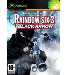 Tom Clancy's Rainbow Six 3 Black Arrow sur Xbox