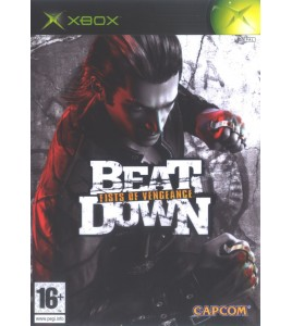 Beat Down Fists of Vengeance sur Xbox