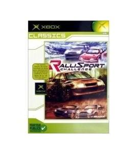 Rallisport Challenge Classics sur Xbox