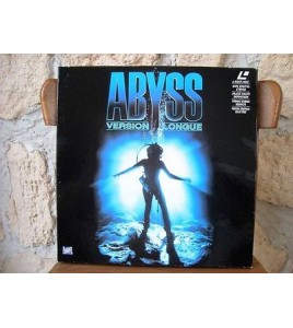 ABYSS VERSION LONGUE LASERDISC PAL JAMES CAMERON COFFRET COLLECTOR