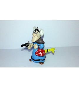 figurine bd ma dalton lucky luke plastoy