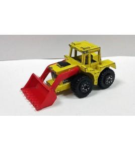 Matchbox Lesney SUPERFAST « TRACTOR SHOVEL » Tracteur pelle N 29 - 1976