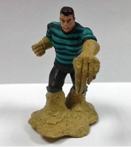 MINI FIGURINE MARVEL - sandman 6cm