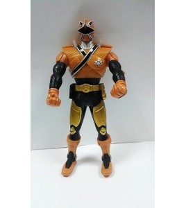figurine Power Ranger 4inch Figure Mega Ranger Light bandai 2011