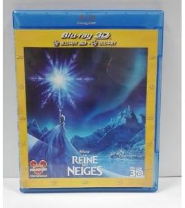 La reine des neiges Combo Blu-Ray 3D - Disney - De Chris  Buck - film losange 10