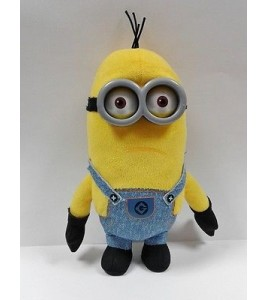 Peluche Minion Moi, Moche et Méchant 2 - Security blanket plush