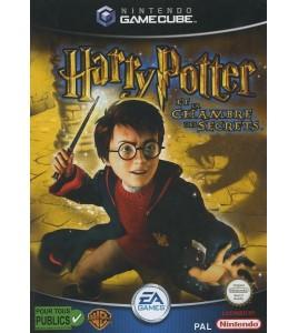 Harry Potter Et La Chambre Des Secrets sur Gamecube