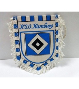 WIMPEL Pennant Fanion football - H.S.V HAMBURG