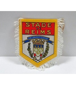 WIMPEL Pennant Fanion football -  STADE DE REIMS