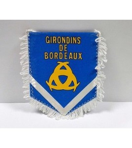 WIMPEL Pennant Fanion football - GIRONDINS DE BORDEAUX