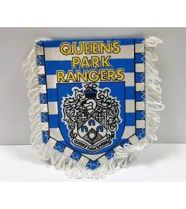WIMPEL Pennant Fanion football - QUEENS PARK RANGERS