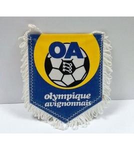 WIMPEL Pennant Fanion football - OLYMPIQUE AVIGNONNAIS