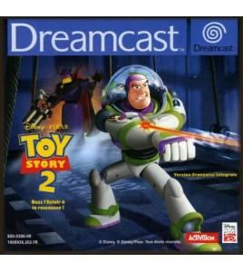 Toy Story 2: Buzz L'Eclair à La Rescousse sur Dreamcast