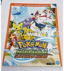 POKEMON RANGER GUARDIAN SIGNS - OFFICIAL POKEMON STRATEGY GUIDE