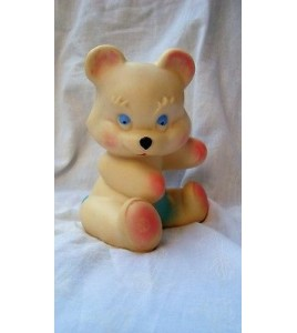 ancien pouet ourson bear vintage
