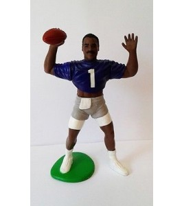 1995 Kenner Starting Lineup WARREN MOON  NFL Figurine Collectible 11cm