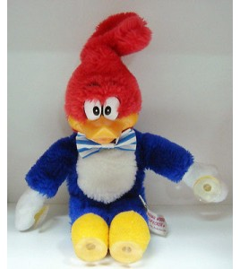 peluche plush retro hanging woody woodpecker caltoy