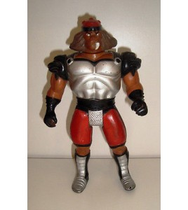 ljn 1986 vintage COSMOCATS THUNDERCATS action figure GRUNE the DESTROYER (18x10c