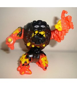 1994 mighty max battle lava beast bluebird (10x9cm)