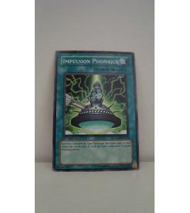 Carte CARD Yu-Gi-Oh! TDGS-FR052 - Impulsion Psionique