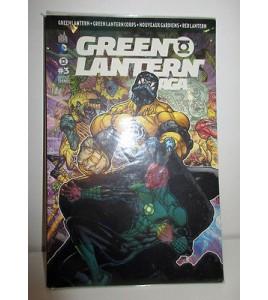 Comics DC - Urban - Green Lantern Saga 3 - Août 2012 Comme neuf Plastic Bag