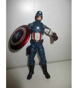 grande figurine marvel avengers-capitaine america captain america 2012 (18x12cm)