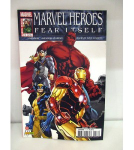 REVUE COMICS - MARVEL ITSELF MENSUEL MAI 2012