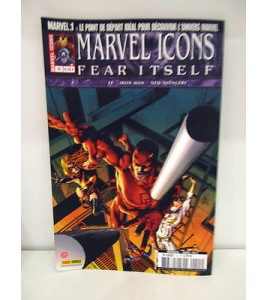 REVUE COMICS - MARVEL ICONS FEAR ITSELF MENSUEL AVRIL 2012