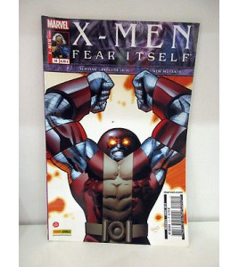 REVUE COMICS - X MEN FEAR ITSELF MENSUEL AVRIL 2012