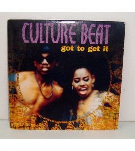 CD 2 TITRES - CULTURE BEAT GOT TO GET IT