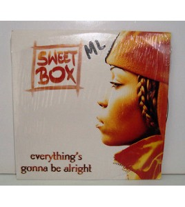 CD 2 TITRES - SWEET BOX EVERYTHING'S GONNA BE ALRIGHT