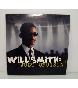 CD 2 TITRES - WILL SMITH JUST CRUISIN'