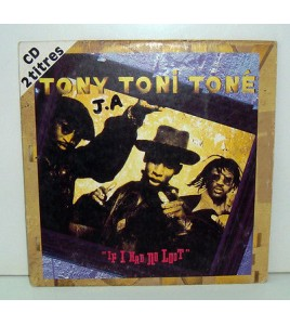 CD 2 TITRES - TONY TONI TONE IF I HAD NO LOOT