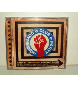CD COMPILATION - MOJO MOD CLUB PARTY